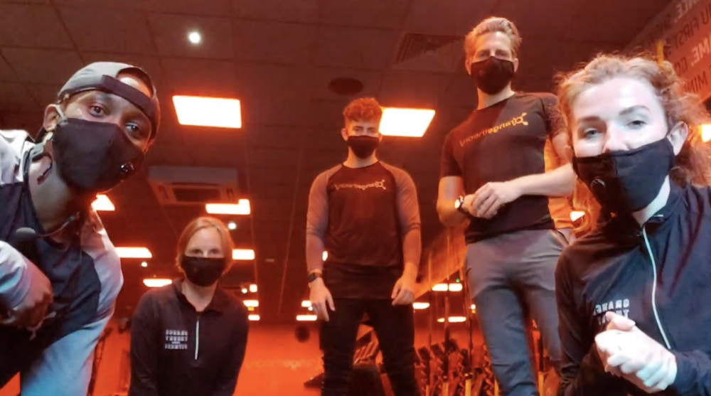 Orangetheory Fitness Encourage Members to get 'Back At It' with a Complimentary Accountability Challenge