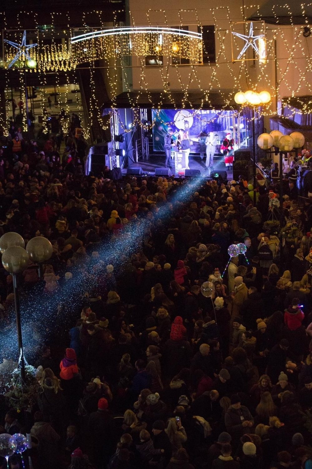 Christmas Lights Switch-on 2020