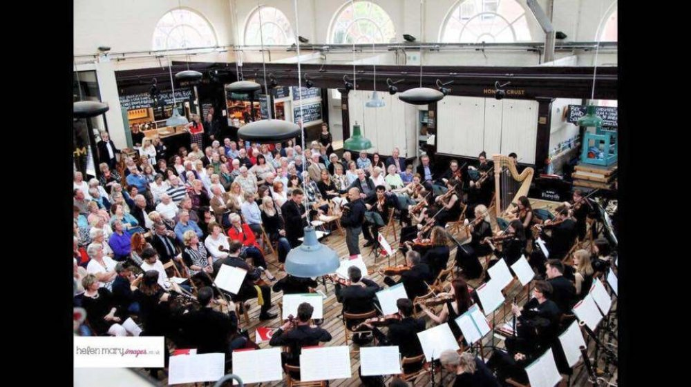 Stamford Orchestra: Christmas Spectacular