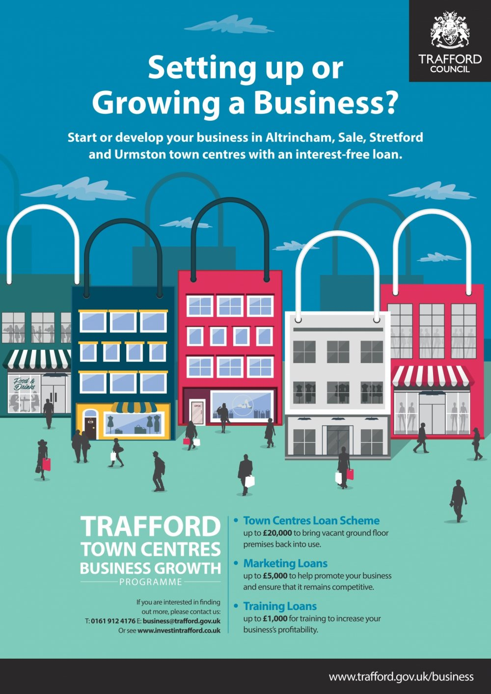 Trafford Council Business Growth Programme