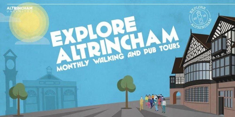 Explore Altrincham Walking Tour