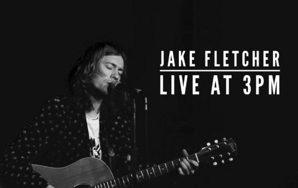 Live Music with Jake Fletcher