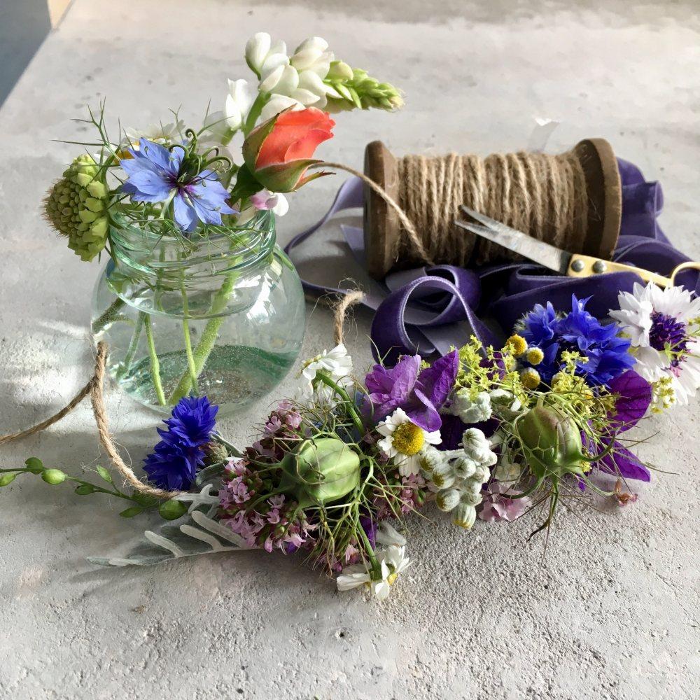 Children's Flower Crown Workshops