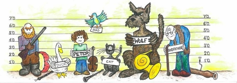 Peter and The Wolf, Family Concert