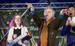 Altrincham Christmas Star And Noddy