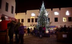 Altrincham Christmas Tree 2016