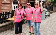 Altrincham Hosts Volunteers 1