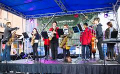 Entertainment For Altrincham Christmas Lights Switch On 2016