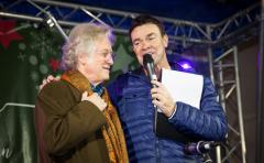 Noddy At The Altrincham Christmas Lights Switch On