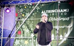 Singing In Altrincham
