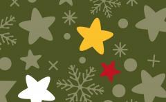 Temp Christmas Stars