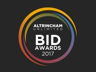 Altrincham Unlimited BID Awards 2017