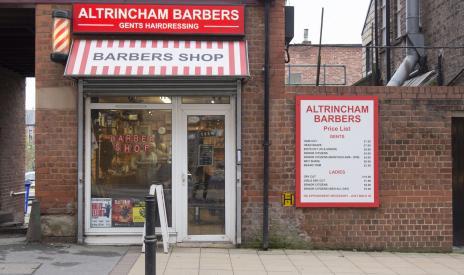 Altrincham Barbers