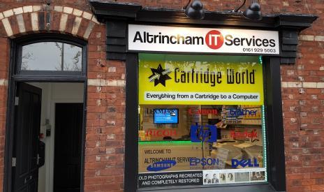 Altrincham IT Services - Cartridge World