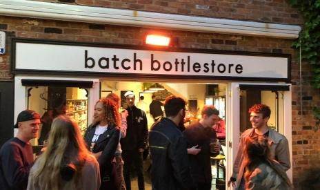 Batch Bottlestore
