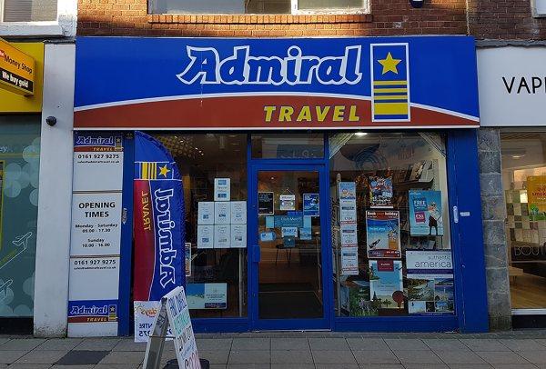 Admiral Travel