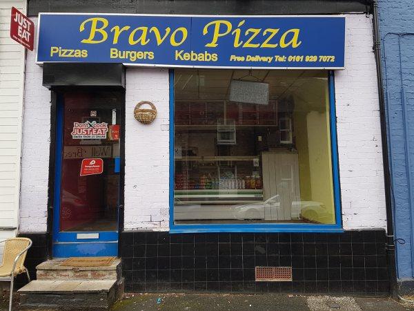 Bravo Pizza Directory Of Altrincham Businesses