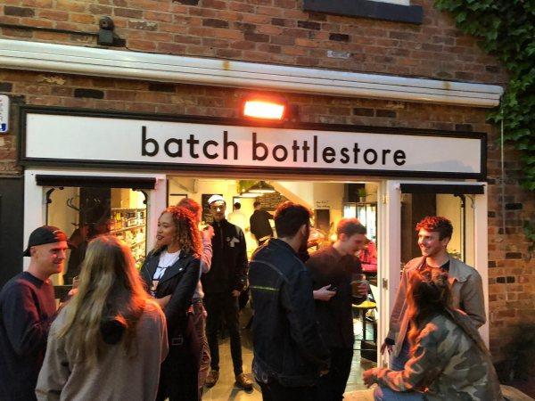 Batch Bottlestore