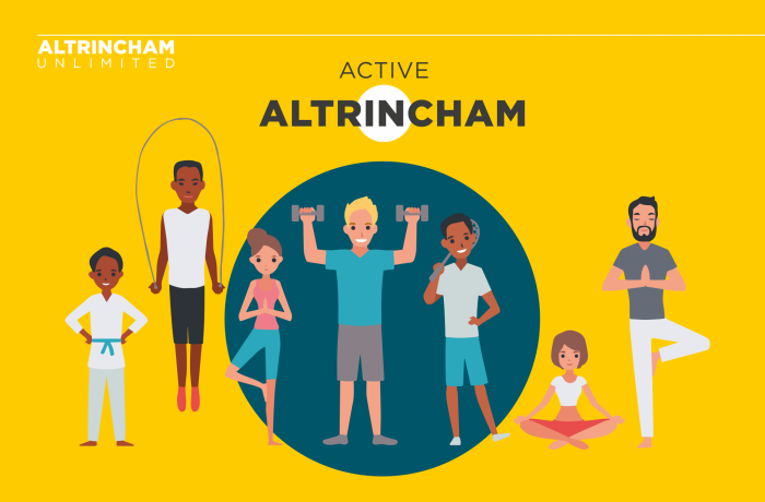 Hit your fitness goals this February with Active Altrincham!