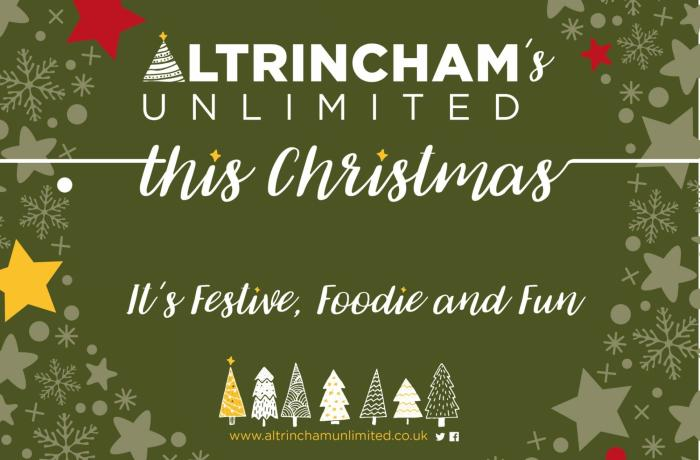 Altrincham's Unlimited this Christmas!