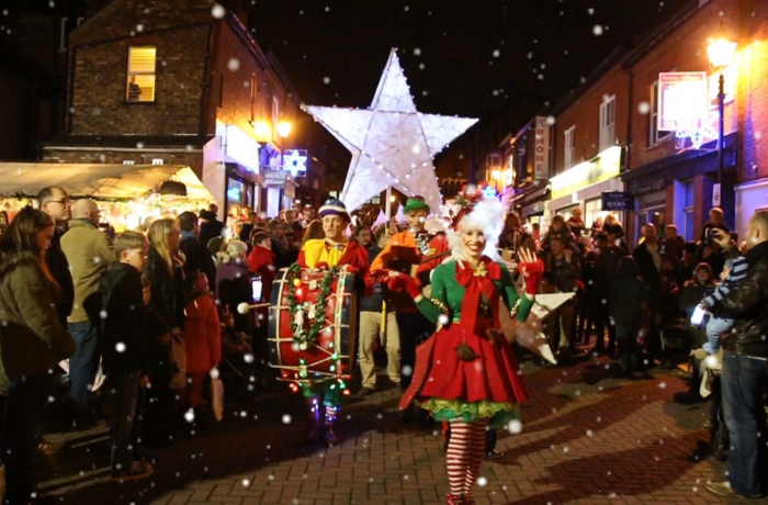 Search is on for Altrincham's 'Christmas Star'