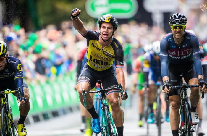 Rider Announcements for Tour of Britain