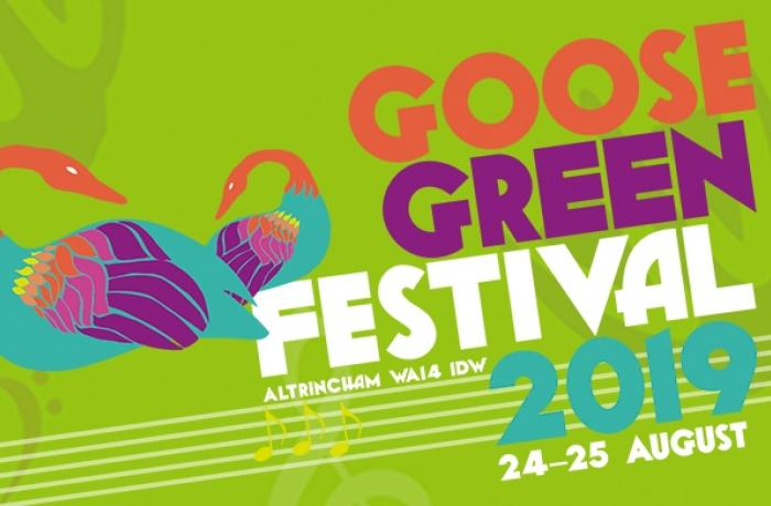 Line-up announced for the fifth Goose Green Festival