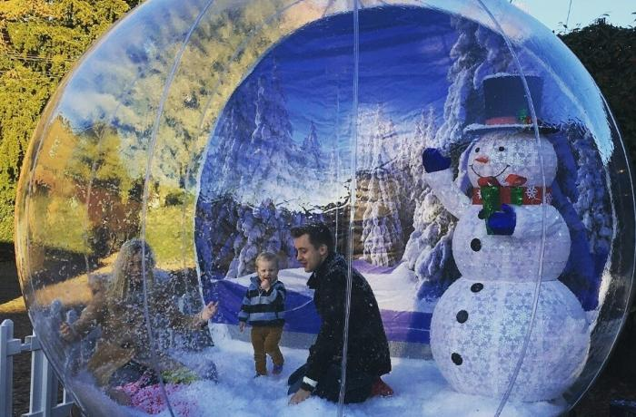 Goose Green gears up for Christmas celebration