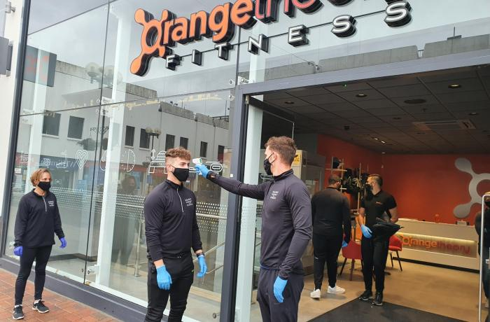 Orangetheory Fitness put Member Support at the Forefront of Re-Opening Plans