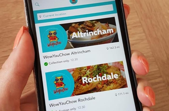 WowYauChow introduces delivery!