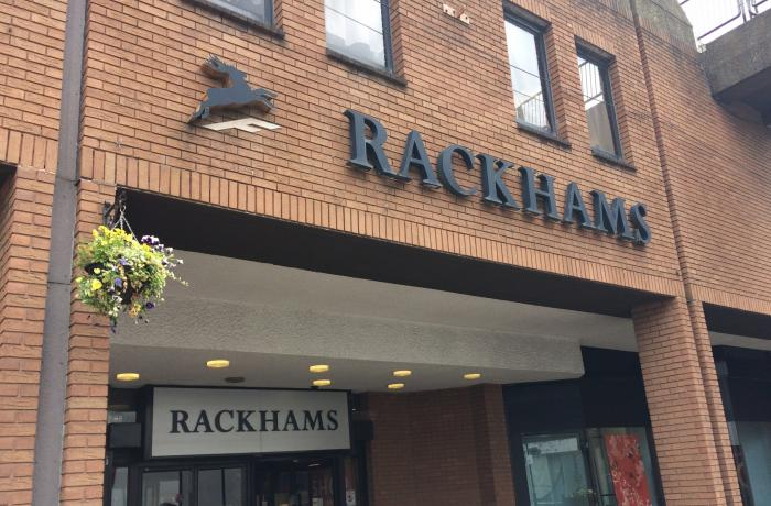Statement from Trafford Council and Altrincham Unlimited regarding closure of Rackhams Department Store