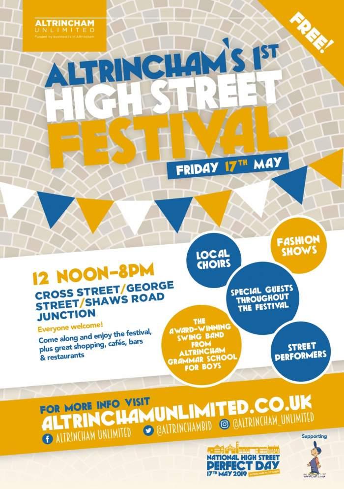 Altrincham High Street Festival