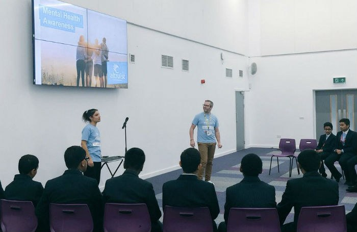 Mental Health Awareness Workshops for Young People