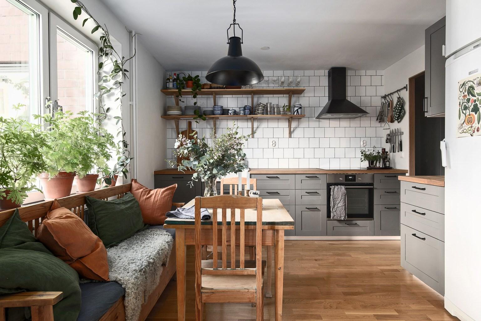 INSPIRING HOMES: UNA CASA EN TONOS OTOÑALES
