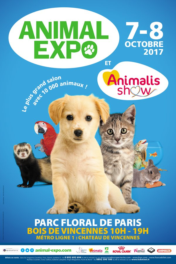 Affiche Animal Expo
