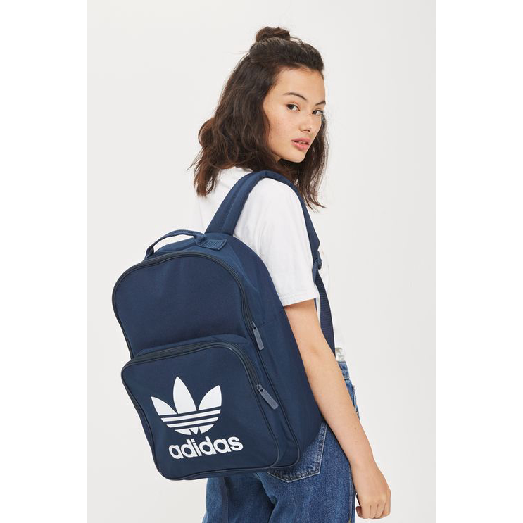 Classic Trefoil Backpack by adidas Originals - Amaliah afc9eb5a1ff76