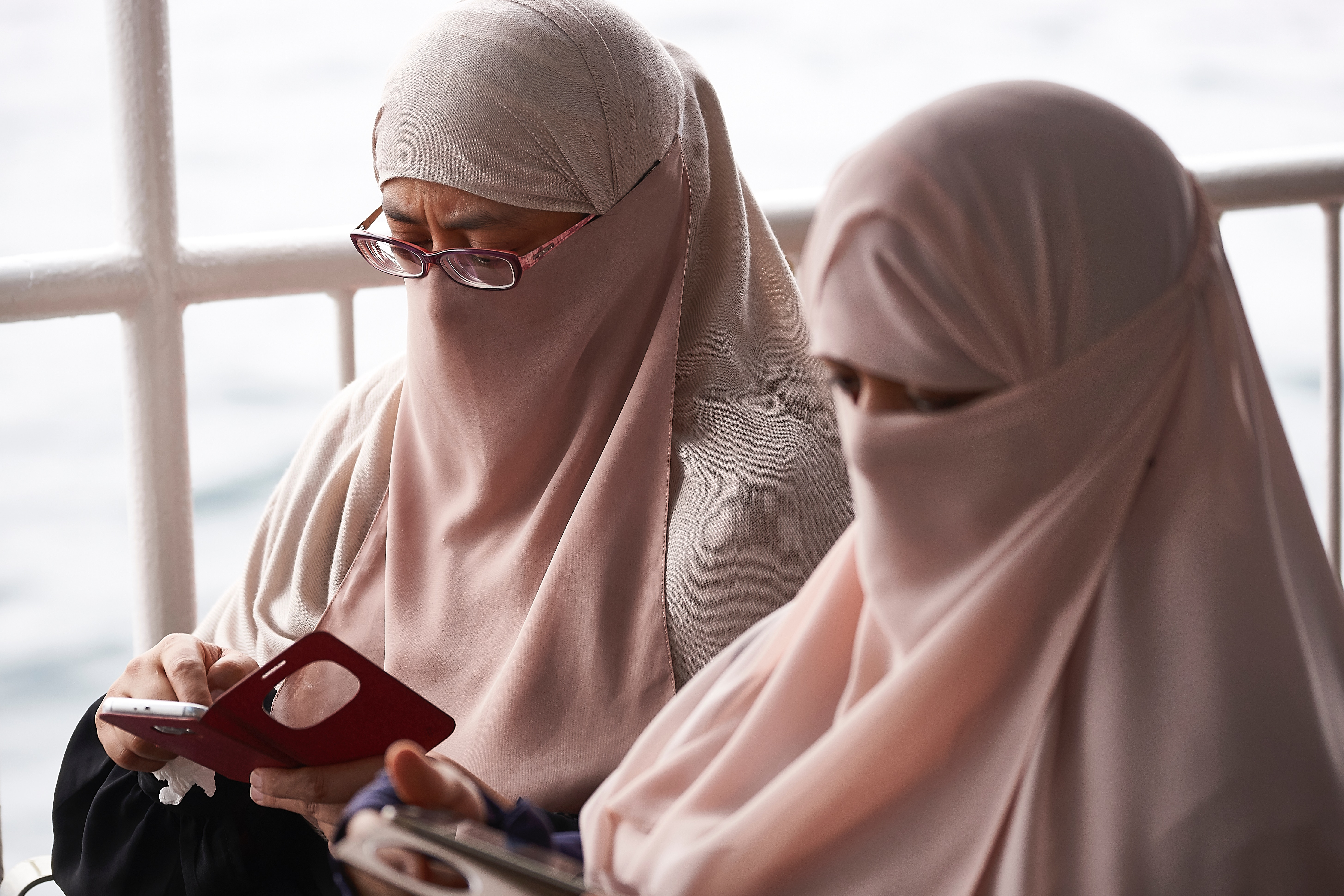 Conservative Hijab