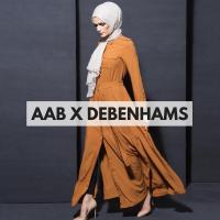 AAB COLLECTION X DEBENHAMS
