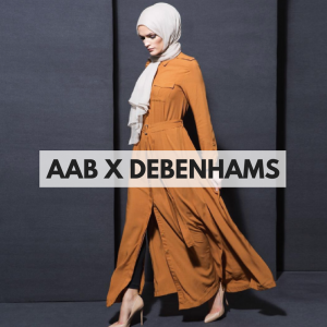 AAB COLLECTION X DEBENHAMS