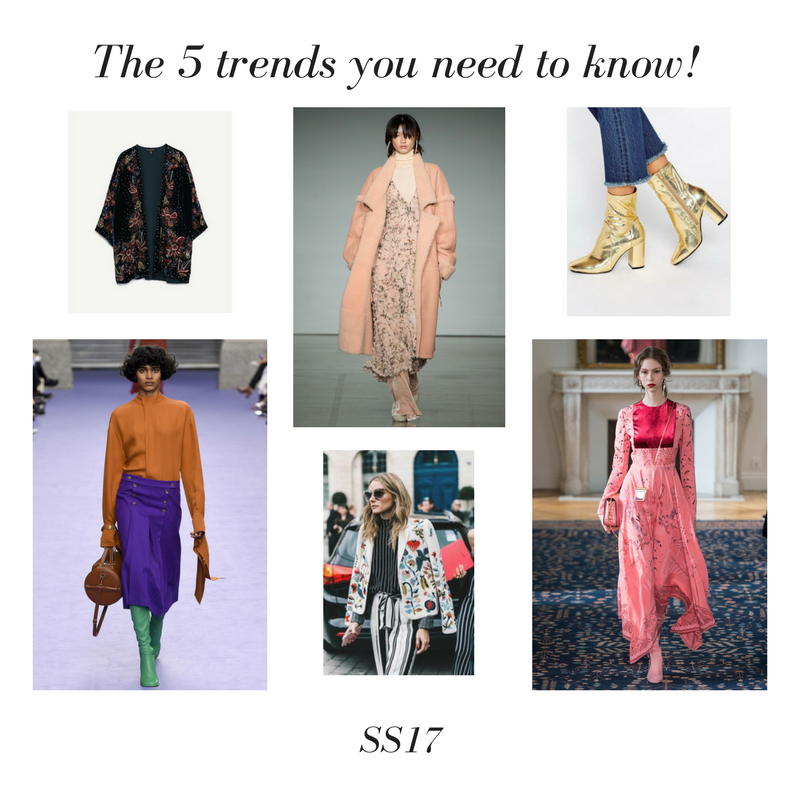 The 5 trends you need to know!