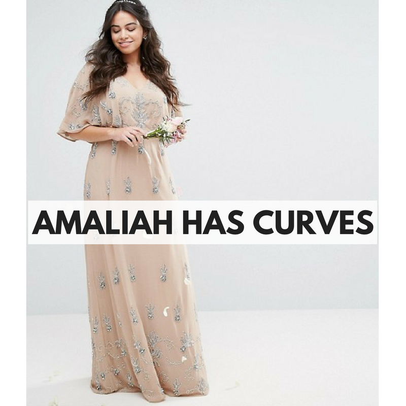 AMALIAH HAS CURVES
