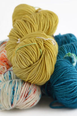 Interesting yarns— I have been crocheting a lot.