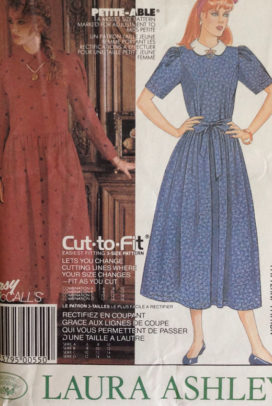 I love looking on Etsy and Ebay for old patterns and clothing. I can get into a hole for hours and hours