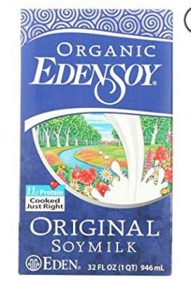 Eden Kombu Soy Milk