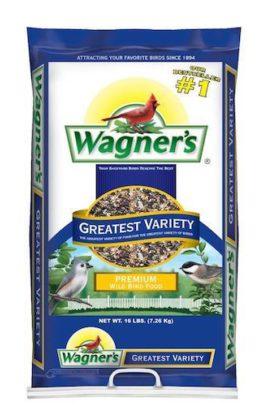 Wagner's Greatest Variety Wild Bird Food