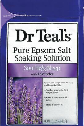 Pure Epsom Salts