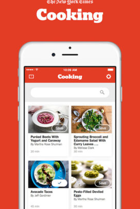 NYT Cooking app now that I have to cook every meal it's my bible