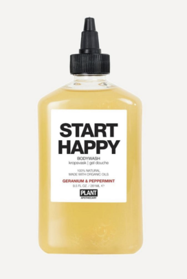 Start Happy shower gel - given to me as a gift by Laura Bailey and now I'm hooked