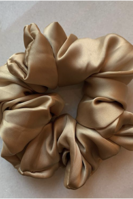 Hair scrunchies - lovely quality and makes me feel like I've made an effort with my hair!