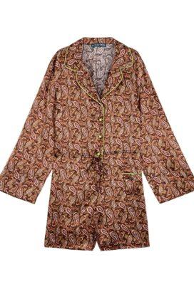 Paisley Print Pyjama